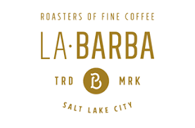 Dolcetti Gelato serves La Barba Coffee in Salt Lake City